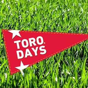 TORO DAYS Aktionswochen